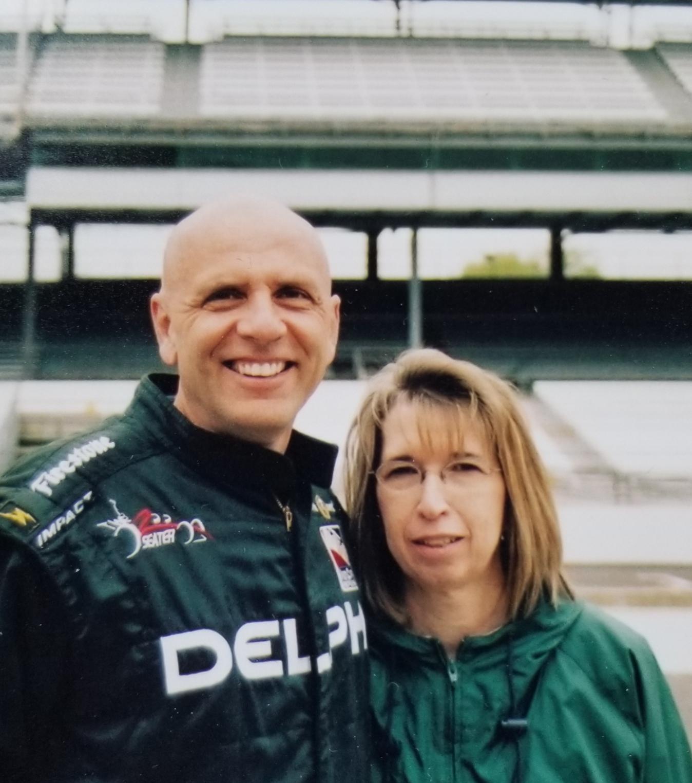 Joe and Anne