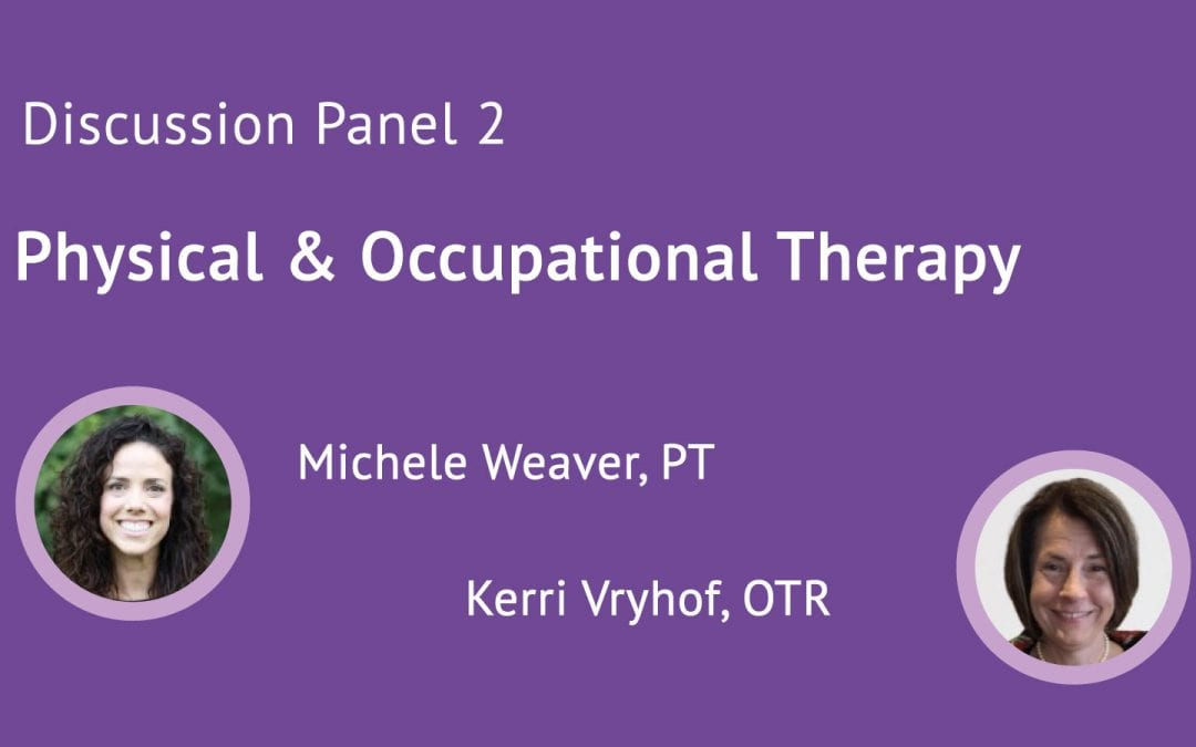 """""""Physical & Occupational Therapy"""" – (MSA Conference, Pt 7)"""